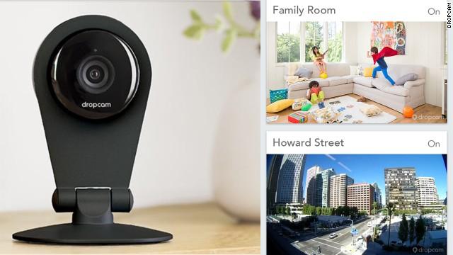Dropcam Pro — новое поколение камер видеонаблюдения