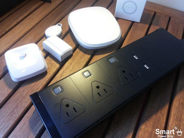 Smart-Power-Strip---SmartThings