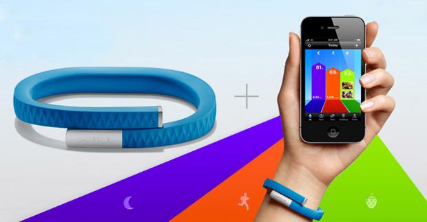 Jawbone UP + Приложение