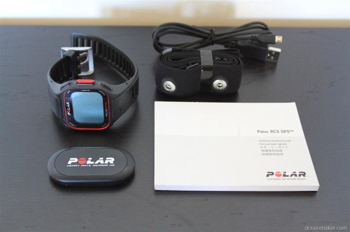 Обзор часов Polar RC3 со встроенным GPS - Медгаджетс