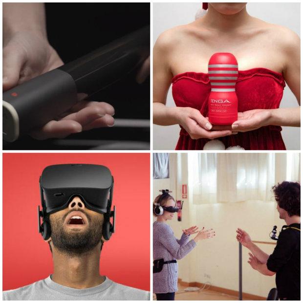 Интересный виртуальный секс