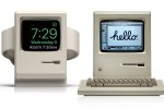 Док-станция Elago W3 превратит Apple Watch в старый Macintosh