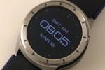 Появились первые живые фото ZTE Watch на Android Wear