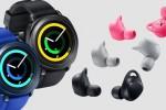 Samsung Gear Sport и новые IconX поступят в продажу 27 октября